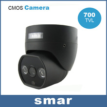 2013 New!CCTV Camera 700TVL CMOS Surveillance Equipment Vandalproof Infrared Dome Camera Closed Circuit TV Products(China (Mainland))