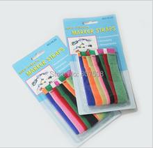 Colorful Multi-Purpose Marker Straps Cable Organizer(China (Mainland))