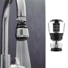 360 Rotate Swivel Faucet Nozzle Filter Adapter Water Saving Tap Aerator Diffuser(China (Mainland))