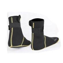 Yetişkin Neopren Dalış Tüplü Dalış Ayakkabı Çorap Plaj Botları Wetsuit Anti Çizikler Isınma Anti Kayma Kış Mayo(China)