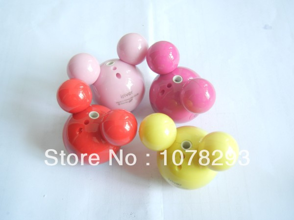 Fashion 20pcs/lot 6th Tumbler Real 2GB Voice Recorder E-Book Eyes Mickey Mouse Best Gift For Children(China (Mainland))