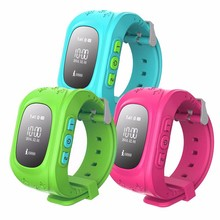 Buy OLED Smart Kid Safe GPS Watch Wristwatch SOS Call Location Finder Locator Tracker Kid Child Anti Lost Monitor Baby Gift Q50 for $36.66 in AliExpress store