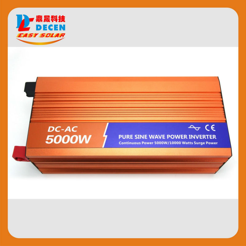 Здесь можно купить  DECEN 5000W 12VDC 110V/120V/220V/230VAC 50Hz/60Hz Peak Power 10000W Off-grid Pure Sine Wave Solar Inverter or Wind Inverter DECEN 5000W 12VDC 110V/120V/220V/230VAC 50Hz/60Hz Peak Power 10000W Off-grid Pure Sine Wave Solar Inverter or Wind Inverter Электротехническое оборудование и материалы