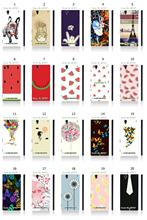 Mobile Phone Case Retail 1pc Dog ballon Hybrid Design Protective White Hard Case For Sony Xperia T2 Ultra Free Shipping