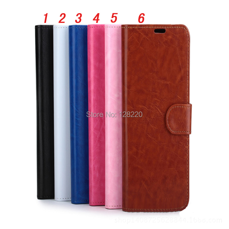 Retro Fashion Flip Case Galaxy S6 G9200 Luxury Wallet Stand Leather Phone Accessories Crazy Horse Cover Samsung Edge - Special Zone Trading Co.,Ltd store