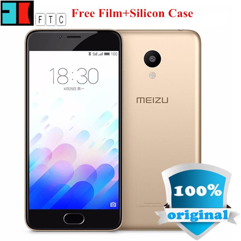 "Original Meizu M3 Mini 4G LTE Cell Phone Android 5.1 MTK MT6750 Octa Core 5.0"" 2GB/3GB RAM 16GB/32GB ROM 13.0MP Camera(China (Mainland))"