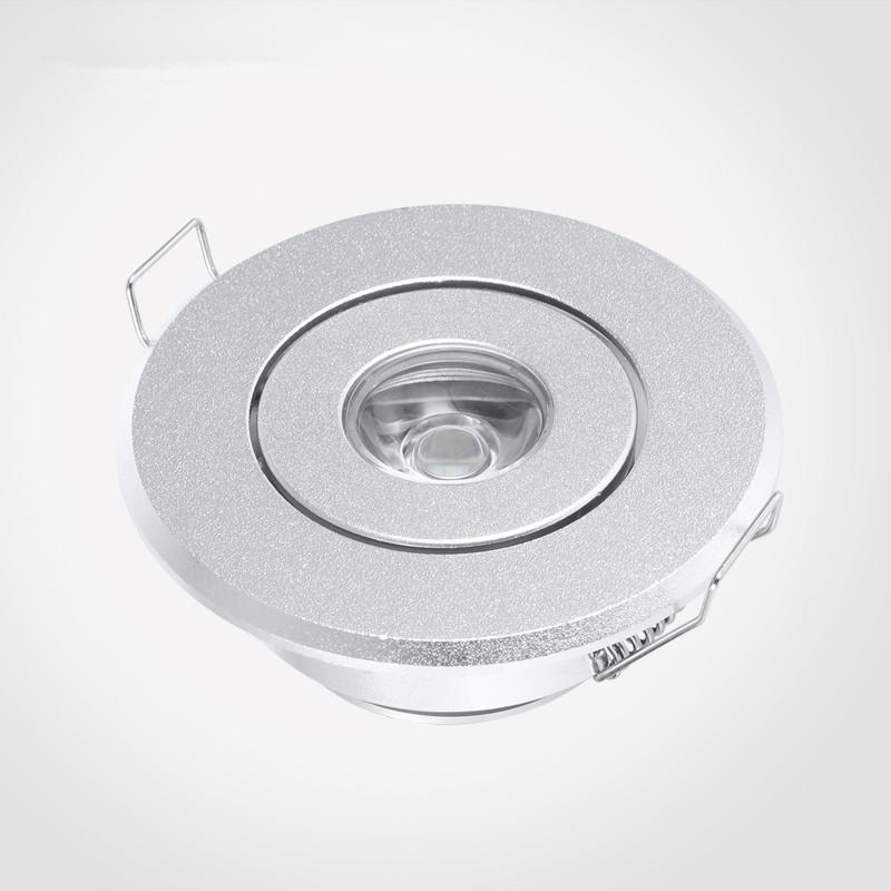 5pcs/Lot 3W Mini LED Star light, led cabinet light, mini led downlight 85-265v CE ROHS ceiling lamp free shipping(China (Mainland))