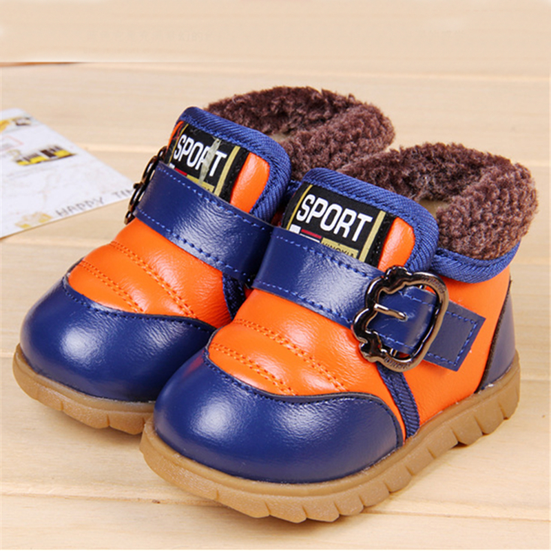 2015 new winter Fashion Baby Shoes Detail children's boots kids Toddle sports children sport for girls boys babies Free Shipping