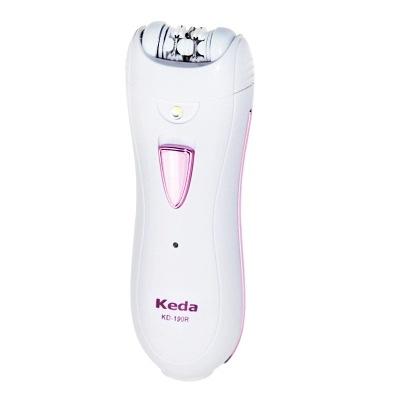 Coda rechargeable Mini lady Epilator Epilator body hair removal armpit hair KEDA-190R(China (Mainland))