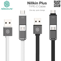 2016 New Nillkin Plus Type C AND Micro 2 IN 1 USB Cable 120cm 5V 2