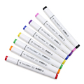 TOUCHNEW 1 10 20 168 colors for choose TOUCHNEW Art Markers 6th Generation Oily Alcoholic Double