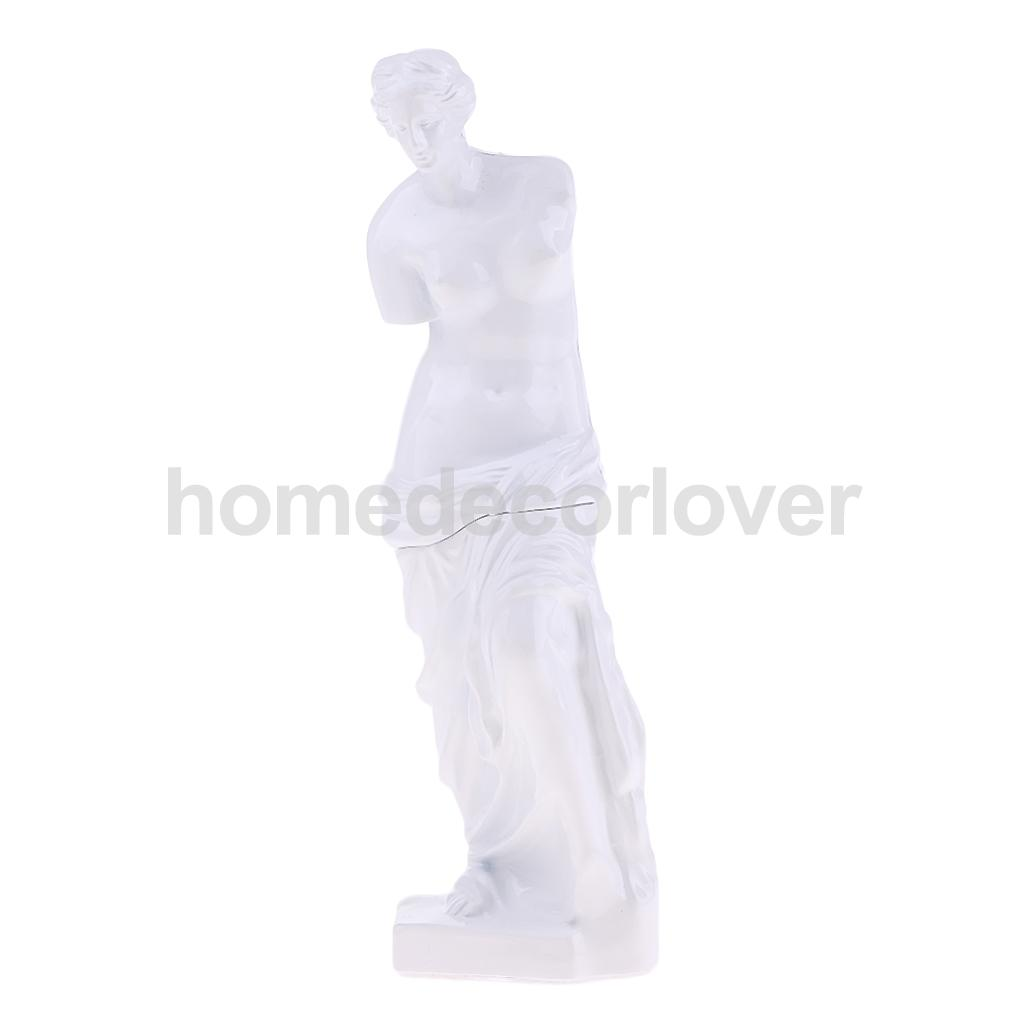 Aphrodite Venus Genetrix Greek Roman Goddess Statue Figure Sculpture Tabletop-Metal