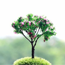 5 pcs Simulation false tree garden decoration jardin ornaments men made Sky star Romantic flower 2015 new garden jardin
