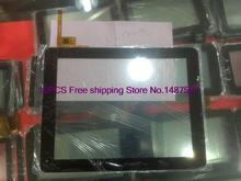 10PCS Free shipping 9.7 inch A10 love charm still in Iraq N10 For Sony Ericsson T100 touchscreen external screen QSD E-C97003-06(China (Mainland))