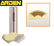 Arden Router Bits 1/2*1 Dragon Ball Bit 1/2*1 wood cutting tools 0915(China (Mainland))