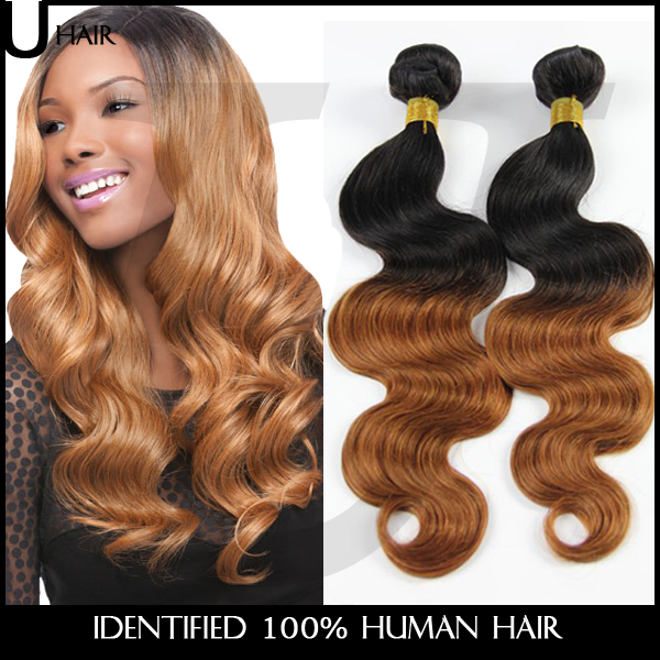 Peruvian Ombre Virgin Hair Body Wave Ombre Hair Weave 4PCS 10-30 Two Tone 1B30 Ombre Human Hair Extensions Tissage Cabelo 2BD21<br><br>Aliexpress