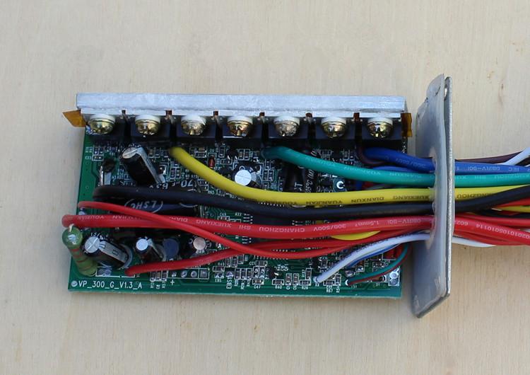 250w 36v  48v Dc 6 Mofset Brushless Controller  Bldc Motor
