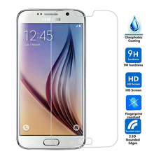 Samsung S5 S4 S3 Mini Screen Protector 0.3mm 9H Tempered Glass Galaxy A3 A5 A7 J1 J2 J3 J5 J7 2016 Prime G530 - dafachai Store store