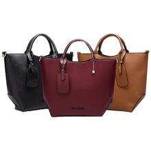 Lady Women Handbag Pu Leather Crossbody Bag Brand Tote Fashion Women Messenger Bags Clutch Purse Shoulder