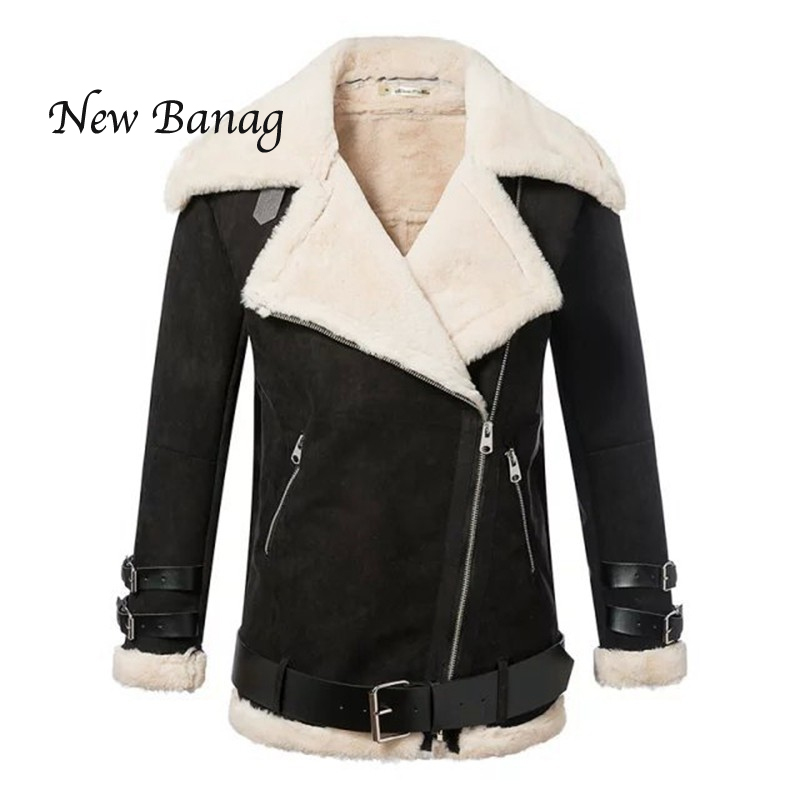 faux shearling coat women page 1 - ralph-lauren