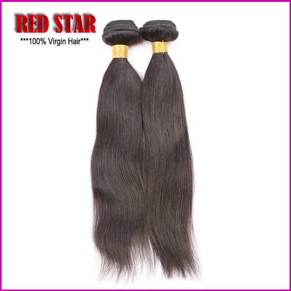 Фотография 8A Grade Peruvian Virgin Human Hair Extension Silky Straight Remy Natural Black 2 Bundles Unprocessed Top Quality Hair Weaving