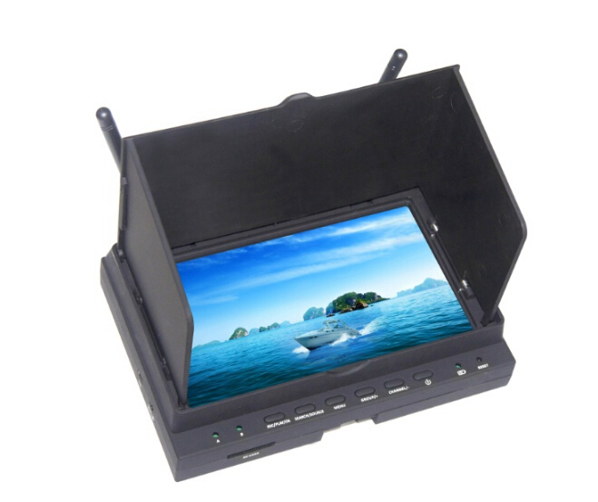 Receiver monitor out