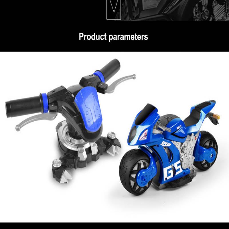 Großhandel Großhandels 4d Rc Motorrad Spielzeug Wiederaufladbare ...