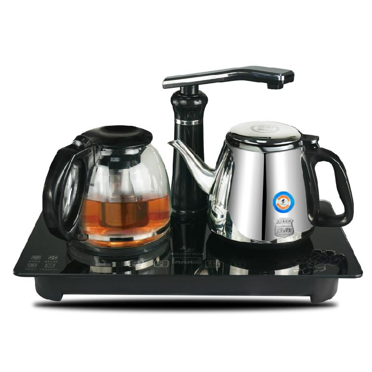 TM-829 automatic hydro electric kettle stainless steel kettle tea stove , add water pumping device(China (Mainland))