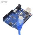 Leonardo R3 development board Board USB Cable compatible for with logo