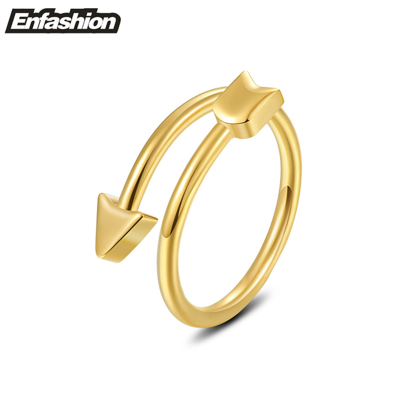 Buy fashion arrow ring punk rock knuckle for Jewelry storm arrow ring