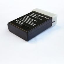 High Quality EN-EL14 EN EL14 Camera Battery EN-EL14+ Case For Nikon P7000 P7100 P7700 D3100 D3200 D5100 D5300 battery EN-EL4a(China (Mainland))
