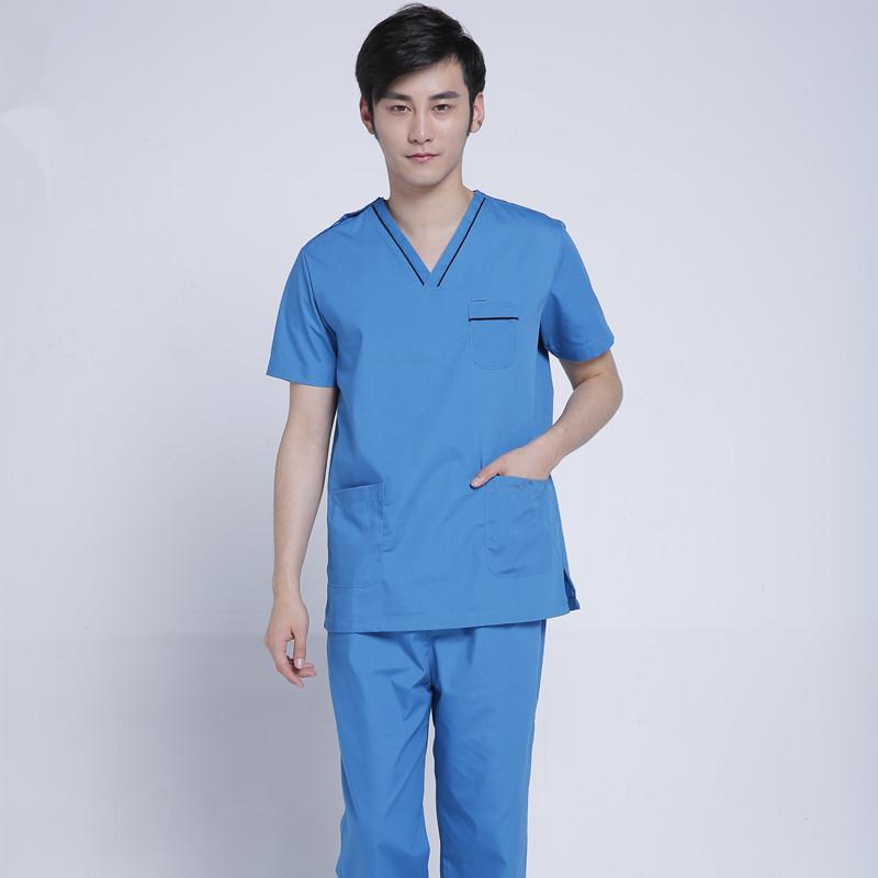 2015 Pakaian Medis Jas Lab Seragam Rumah Sakit Gaya