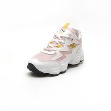 Кроссовки Женская обувь женщина 2017 Женская Повседневная модная обувь на платформе Кроссовки Женская обувь(China)