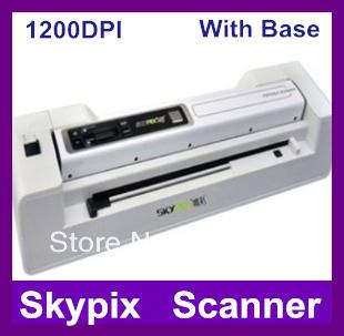 2013 New Arrival Skypix TSN450/A02 1200DPI Portable Handheld Document/Photo Scanner Rechargable