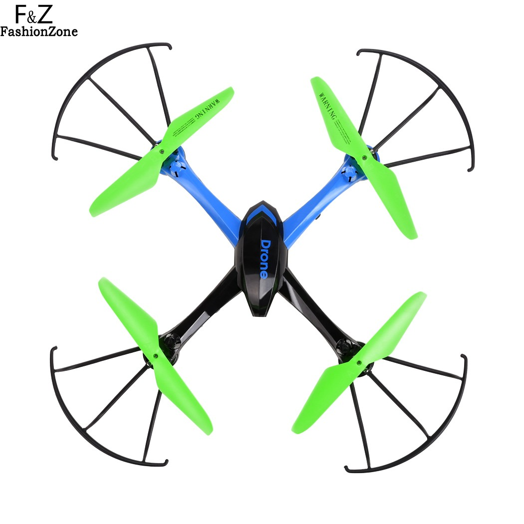 JJRC H98-3 2.4Ghz 4CH 6-Axis Gyro RC Quadcopter Drone with 0.3MP Camera 3D Flip Helicopter RTF Boy Kids Aduilt Toy Gift BD(China (Mainland))