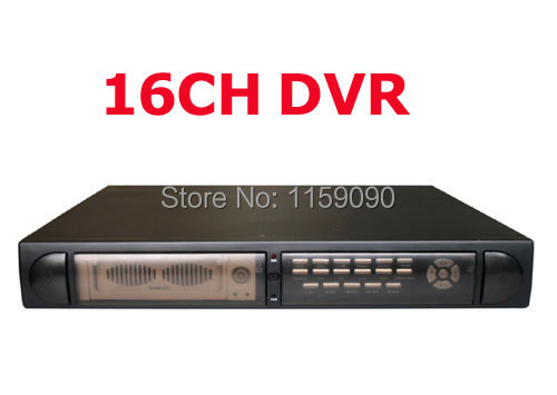 16CH DVR H.264 Triplex Digital Video CCTV Recorder with VGA Embedded Linux technology(China (Mainland))