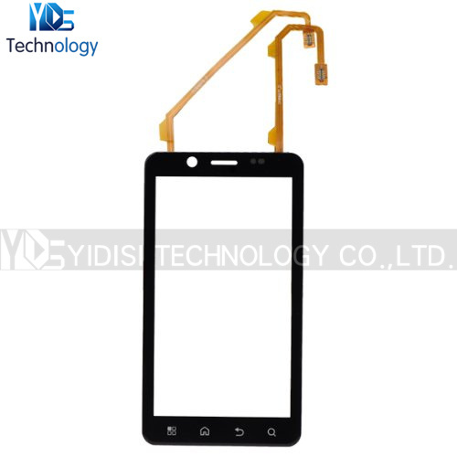 1PCS New Touch Screen Replacement For Motorola Droid Bionic XT875 Digitizer Glass Panel Cover Repair Parts HK Post Free Ship(China (Mainland))