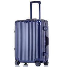 20 aluminium trolley rolling luggage 24 travel suitcase,26 inch travel bag 29 bagages valises(China (Mainland))