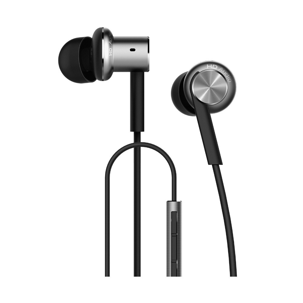 Original Xiaomi Hybrid Earphone 1More Mi Ear Headphones Headset 2 Unit In Circle Iron Mixed Piston 4 for Iphone Samsung LG HTC(China (Mainland))