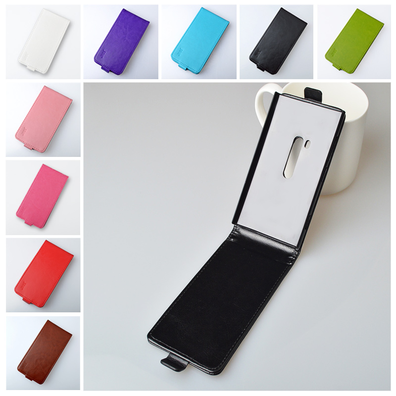 J&R Brand Leather Case For Nokia Lumia 920 Cover for Nokia 920 Flip Case High Quality 9 Colors in Stock(China (Mainland))