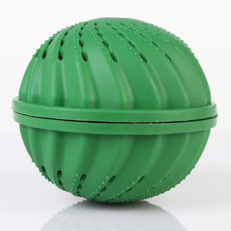 Home Daily Useful Home Laundry Magic Cleaning ball For Cleaning Clothes Fresh Washing Green(China (Mainland))