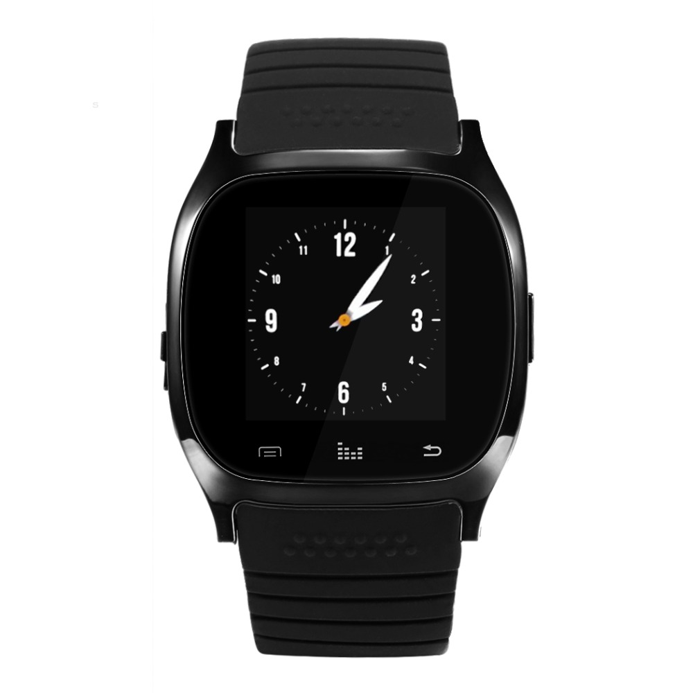 Fashion Bluetooth 4.0 Smart Watch Wristwatch Support For IOS Android Phones<br><br>Aliexpress