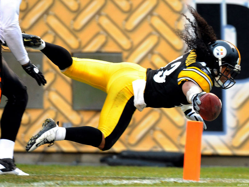 Troy Polamalu Pittsburgh Steelers NFL Football Sport Art Huge Print Poster TXHOME D5540(China (Mainland))