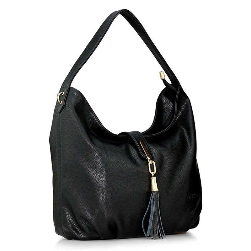 2015 Genuine Leather Handbags Women Big Over the Shoulder Bags High Quality Real Leather Tote Classic Designer Hand Bag On Sale(China (Mainland))