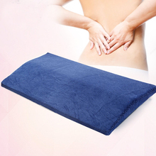 Pregnant woman Memory foam lumbar pillow for health pregnant waist Memory pillow Back cushion lumbar pad bedding(China (Mainland))
