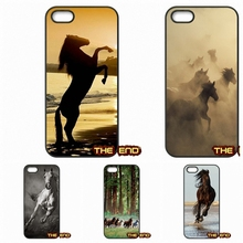 Buy Samsung Galaxy Core prime Grand prime ACE 2 3 4 E5 E7 Alpha Great Horses Running Photo Hard Phone Case Cover Shell for $4.99 in AliExpress store