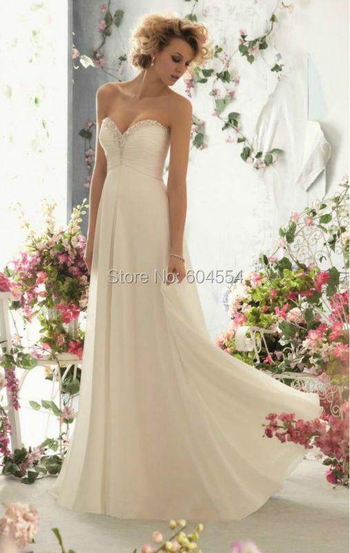 2016 Chiffon Pink Light Champagne Bridesmaid Dress In Stock Dress Vestido De Festa Fe Casamento US4