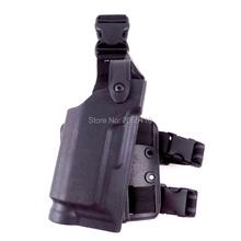 Tactical Safariland Pistol Light Bearing Leg Holster Outdoor Hunting right handed Combat Thigh gun Beretta M9 M92 96 - UNITEWIN WF store