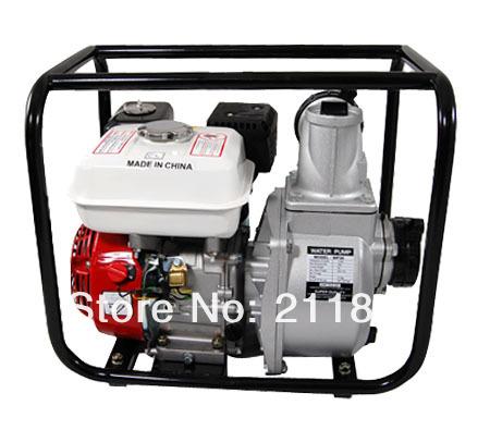 6.5HP engine,3inch Gasoline Water Pump - common type European Standard (WP30X)(China (Mainland))