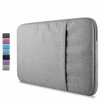 Nylon Laptop Bag Sleeve Pouch for Macbook Air 11 13 Pro 13 15 Retina 13 15 Unisex Liner Sleeve Notebook Case for Macbook Air 13(China (Mainland))